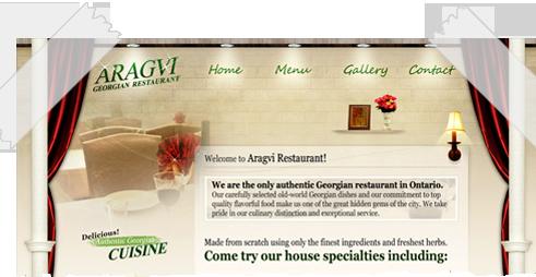 Aragvi Restaurant company